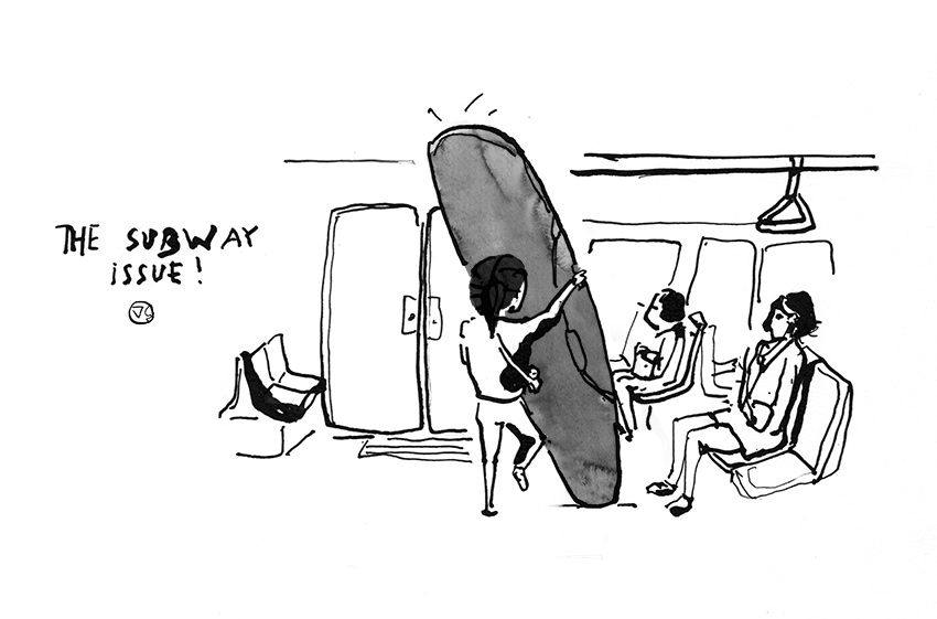 subway-issue-72dpi-A5-metro-surfboard-vaguegraphique-dessin-art-galerie