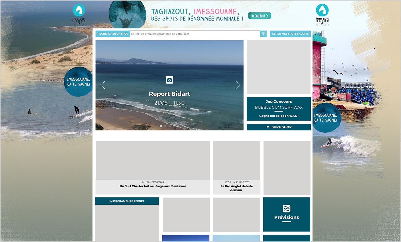habillage-imsouane-freesurfmaroc-vague-graphique-studio-graphisme-vannes-bretagne