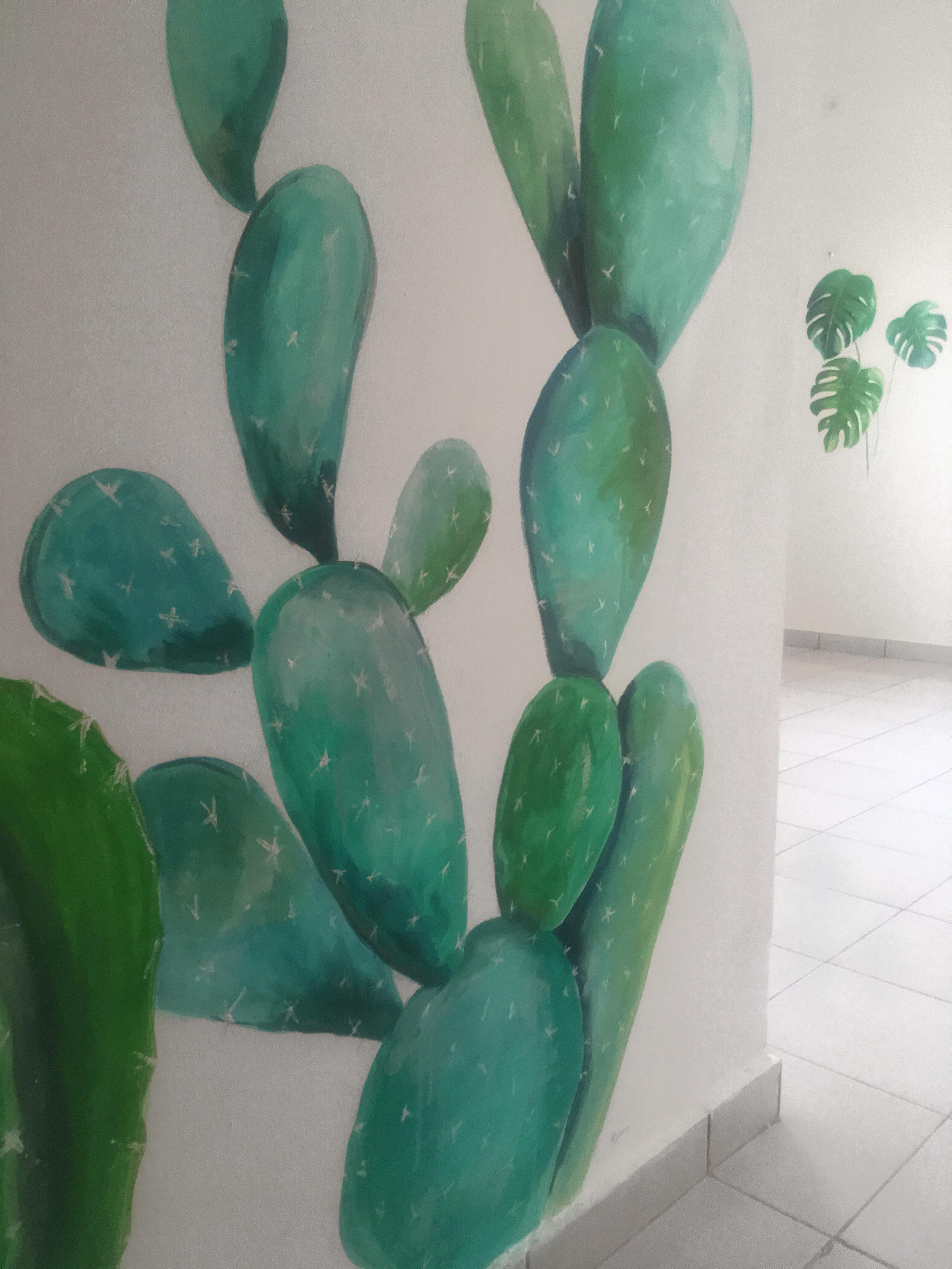 cactus-perspective-vague-graphique