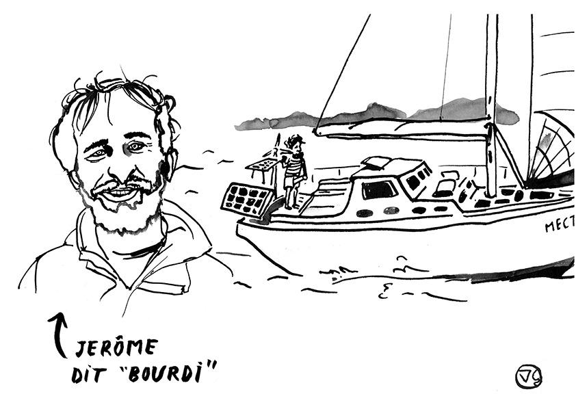 coloriage-confinement-requins-bateau-capitaine